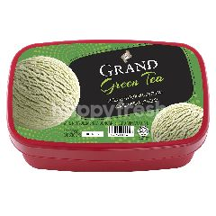 King's Grand Green Tea Flavoured Ice Cream