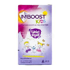 IM-Boost Kids Tablet Hisap Rasa Mix Berry