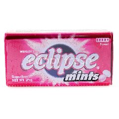 Wrigley's Eclipse Mints Berry Flavour