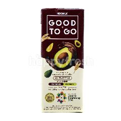 Indomilk Good to Go Chocolate Minuman Susu Multi Sereal Rasa Cokelat dan Alpukat