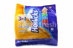 Horlicks 3 In 1 Cereal Malted Drink
