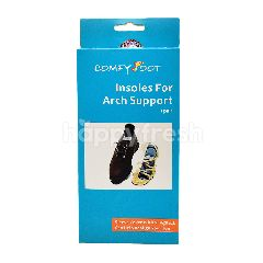 Comfy Foot Insoles For Arch Support