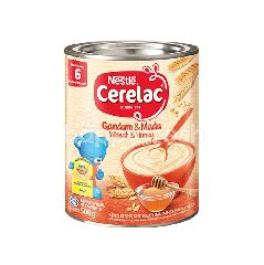 Cerelac Wheat & Honey Infant Cereal