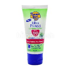 Banana Boat Ultra Protect Sunscreen Lotion - Spf 50 Pa+++
