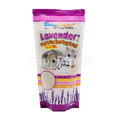 Chubby Pets Garden Hamster Bathing Sand Lavender
