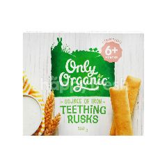 Only Organic Teething Rusks (100g)