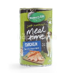 Nature's Gift Chicken, Oats & Vegetable Dog Food
