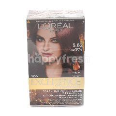 L'Oreal Excellence Fashion Coklat Violet 5.62