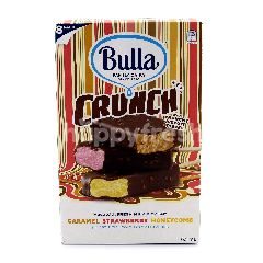 BULLA FAMILY DAIRY Crunch With Crunchy Biscuit Pieces