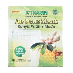 X'Tragin Teh Herbal Rasa Daun Sirsak (20x5 Sachet)