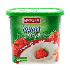 Marigold Strawberry Yogurt