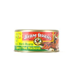 Ayam Brand Black Beans Spicy Fried Mackerel
