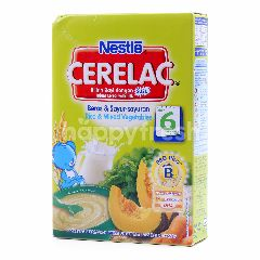 Cerelac 6+ Months Infant Cereal Rice & Mixed Vegetables Baby Food