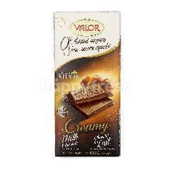 Valor Creamy Milk Chocolate Bar