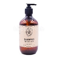 The Olive Tree Tea Tree & Mint Shampoo