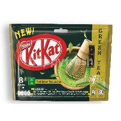 KitKat Green Tea Chocolate Wafer (8s)