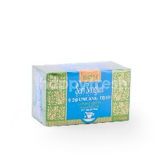 BOH Seri Songket Collection Lime And Ginger Tea (20 Bags)