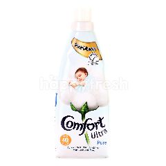 Comfort Concentrate Fabric Softener Pure 800ml