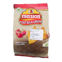 Mission Tomato Flavor Tortilla Chips