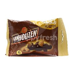 Van Houten Whole Roasted Almonds Coated With Dark Chocolate