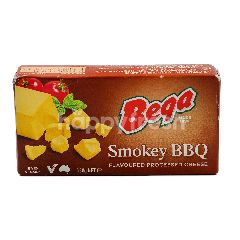 Bega Smokey BBQ Flavoured Processed Cheese