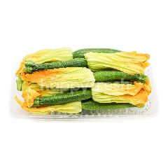 FOOD FOREST FARM Zucchini Baby Flower