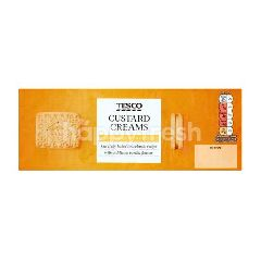 Tesco Custard Cream