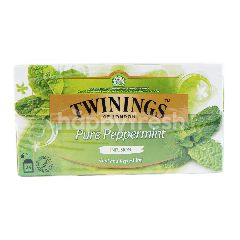 Twinings Teh Pure Peppermint Infusion