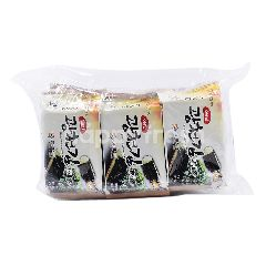 KINMORI Original Premium Seasoned Seaweed (9 Packets)