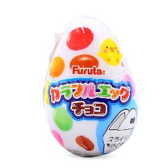 Furuta Colourful Egg Chocolate Candy