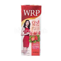 WRP On The Go Susu Stroberi Rendah Lemak Tinggi Kalsium