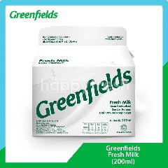 Greenfields Pasteurized Milk