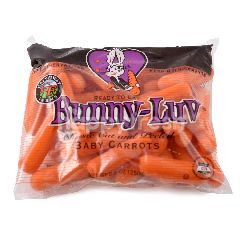 Grimway Farms Bunny Luv Baby Carrot Classic Cut And Peeled
