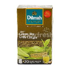 Dilmah Green Tea With Ginger (20 Pieces)
