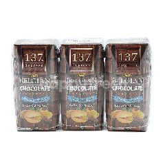 137 Degrees Double Belgian Chocolate With Pistachio Milk Beverage (3 Packet)
