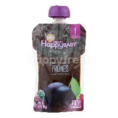Happybaby Stage 1 Clearly Crafted - Prunes (99g)