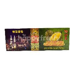 Durian Kingdom Durian Egg Roll