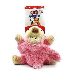 Kong Cozie Pink Color Dog Toy