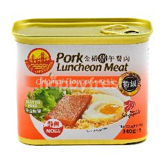Golden Bridge Pork Luncheon Meat Original Flavour