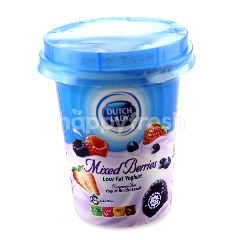 Dutch Lady Yoghurt Low Fat Mixed Berry Cup