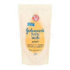 Johnson & Johnson Johnson's Baby Bath Peach