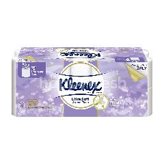 Kleenex Ultra Soft Aroma Clean With Floral Scent Tissue