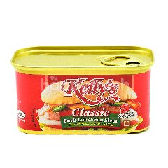 Kelly's Classic Pork Luncheon Meat