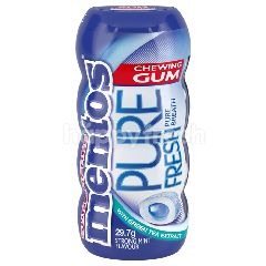 Mentos Pure Fresh Pure Breath With Green Tea Strong Mint