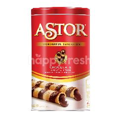 Astor Stik Wafer Cokelat