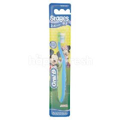 Oral-B Disney 2 - 4 Years Extra Soft Toothbrush