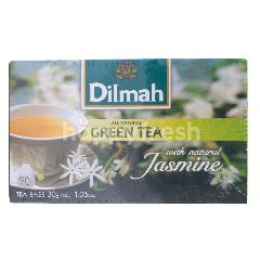 Dilmah All Natural With Natural Jasmine (20 Pieces)