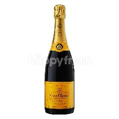 Veuve Clicquot Champagne Non Vintage Yellow Label