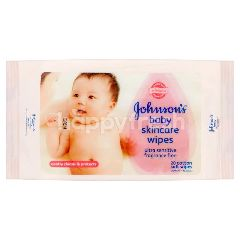 Johnson's Baby Skincare Wipes (20 Pieces)