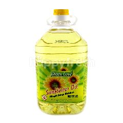 GREEN LOVE Sunflower Oil